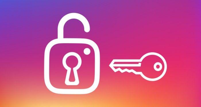 Claves de facebook e instagram expuestas