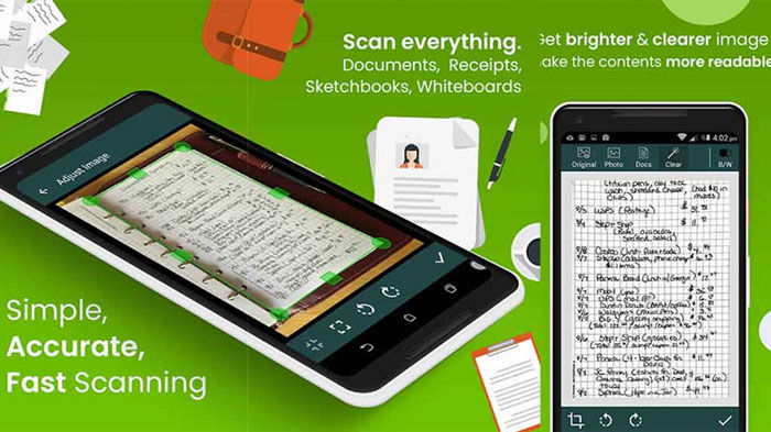 Clear Scanner para Android