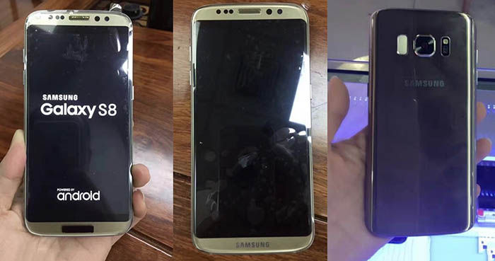 Clon chino Galaxy S8