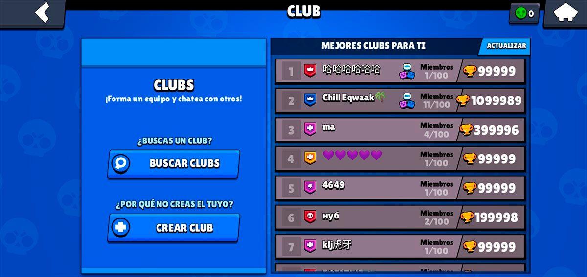 Clubs reBrawl Classic