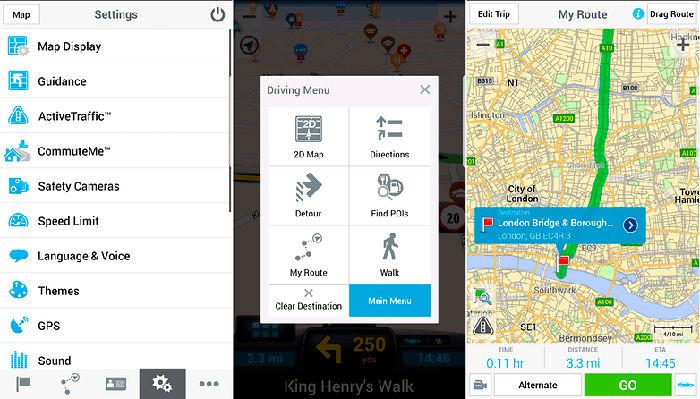 CoPilot GPS para Android