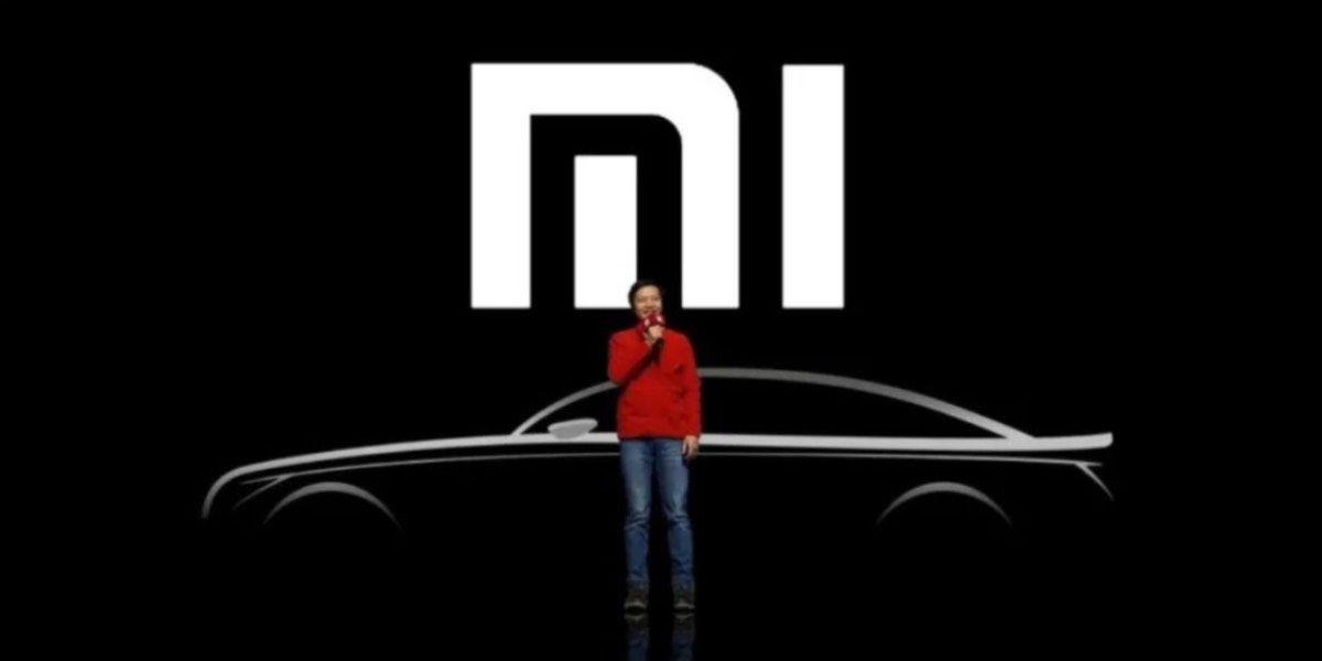 Coche Xiaomi presentación