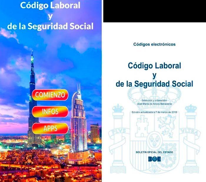 Codigo Laboral y de la Seguridad Social