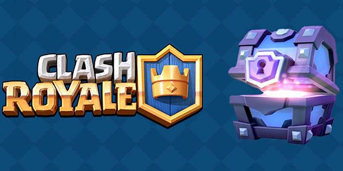 Cofres Clash Royale