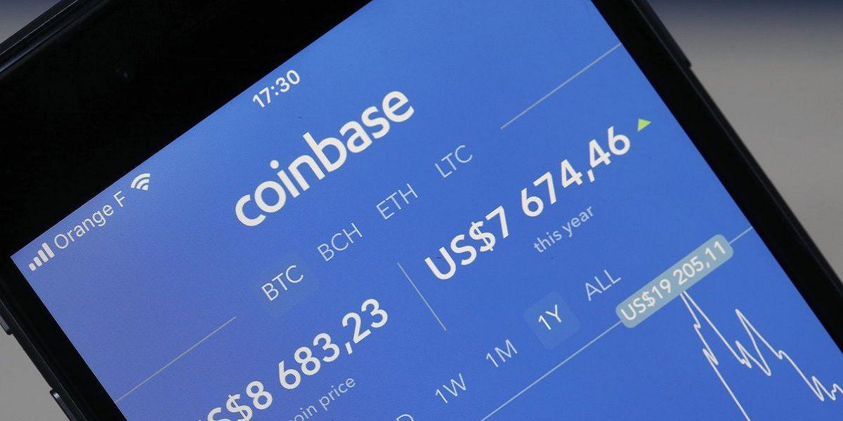 Coinbase sera el primer monedero de criptomonedas en bolsa
