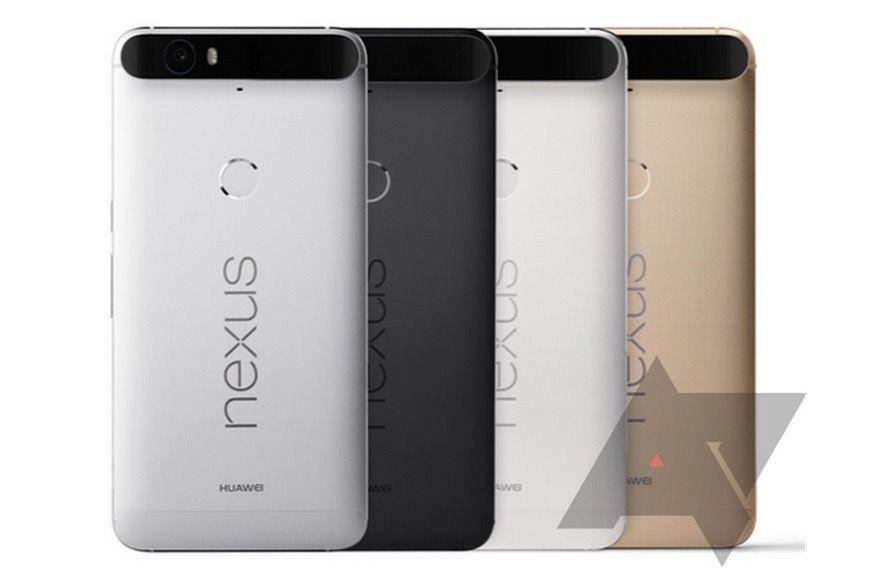 Nexus 6p metalico
