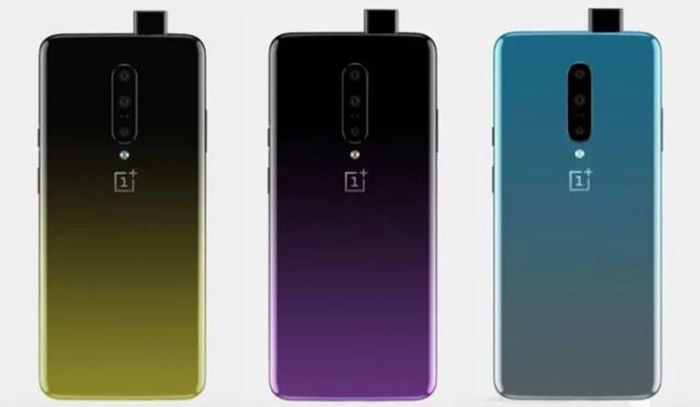 Colores OnePlus 7