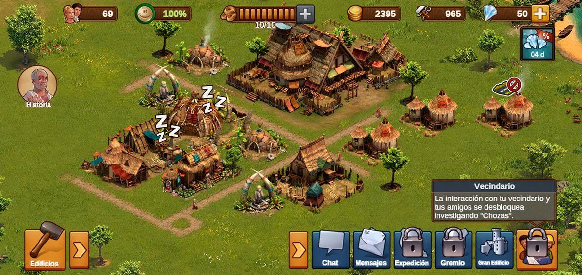 Comerciar con jugadores Forge of Empires
