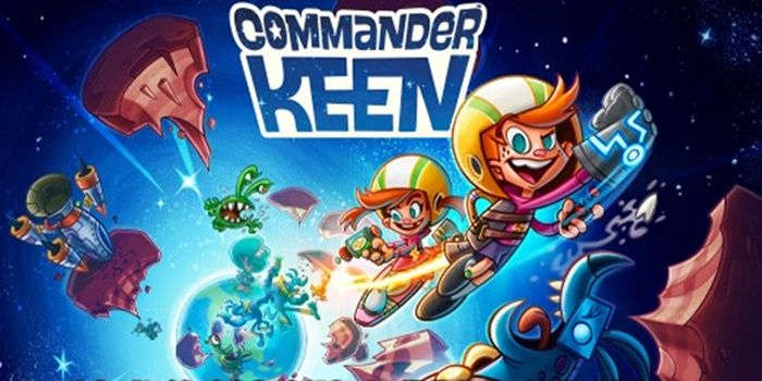 Commander Keen anunciado para moviles