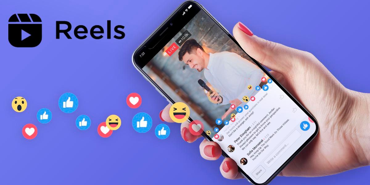 Como activar Facebook Reels