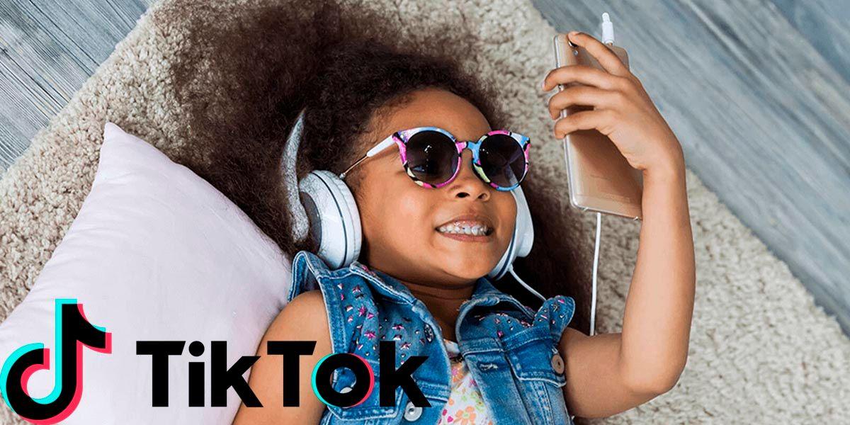 Como activar el control parental en TikTok