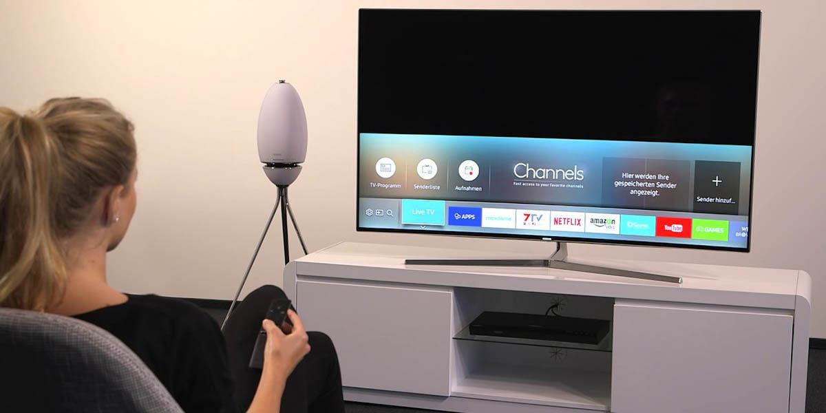 Como actualizar Samsung Smart TV