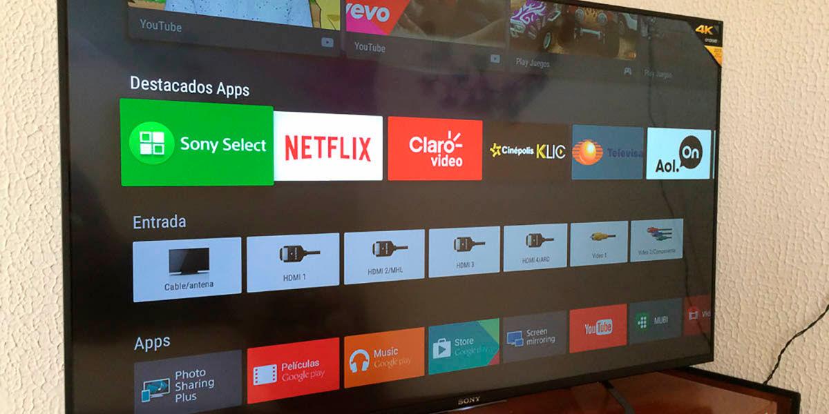 Como actualizar aplicaciones Android TV