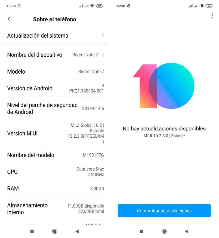Como actualizar firmware Xiaomi