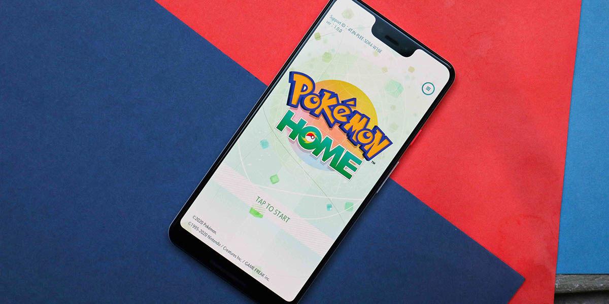 Cómo almacenar intercambiar Pokémon Pokémon HOME