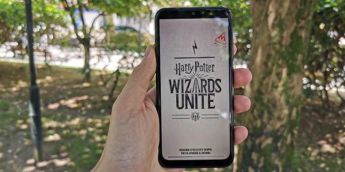 Como anadir amigos en Harry Potter Wizards Unite