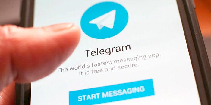 Como anadir contactos sin numero Telegram