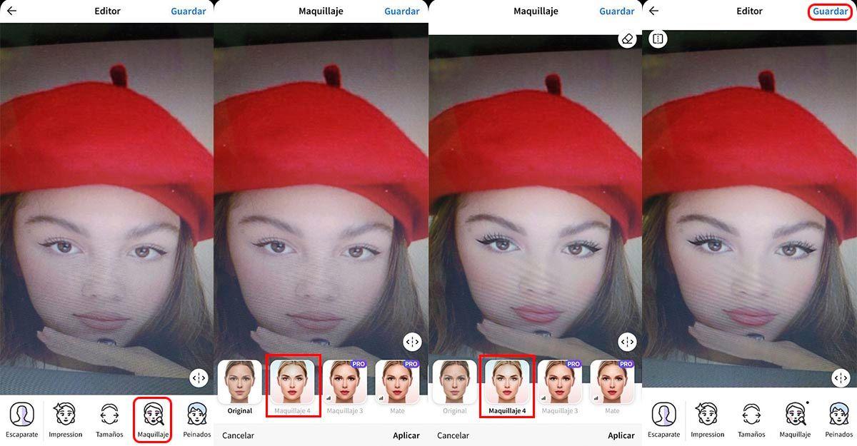 Cómo aplicar y usar filtro de belleza viral TikTok