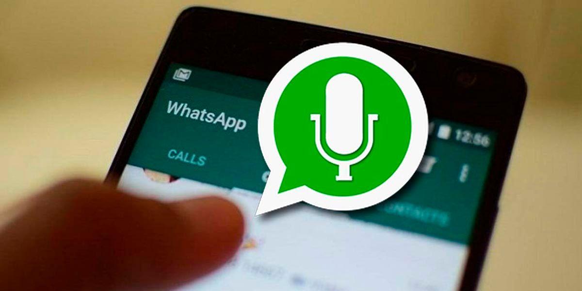 Como aumentar volumen audios WhatsApp