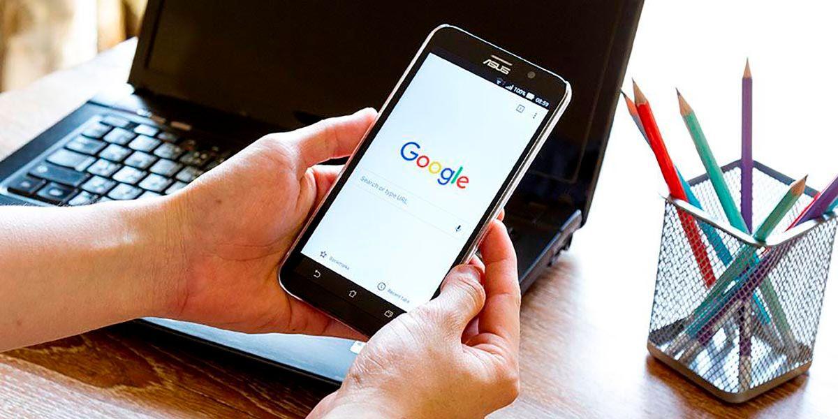 Como buscar imagenes sin fondo en Google