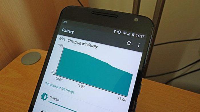 Como calibrar la bateria de un movil Android