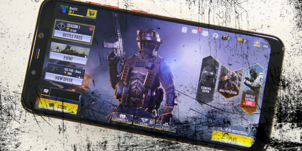Como cambiar avatar Call of Duty Mobile