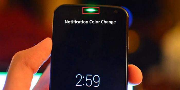 Como cambiar el color del led de notificaciones en Android