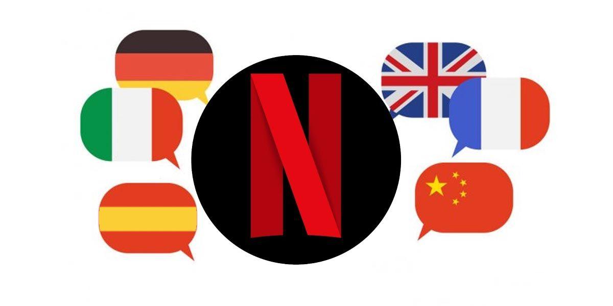 Cómo cambiar el idioma de la app de Netflix para ver series y películas