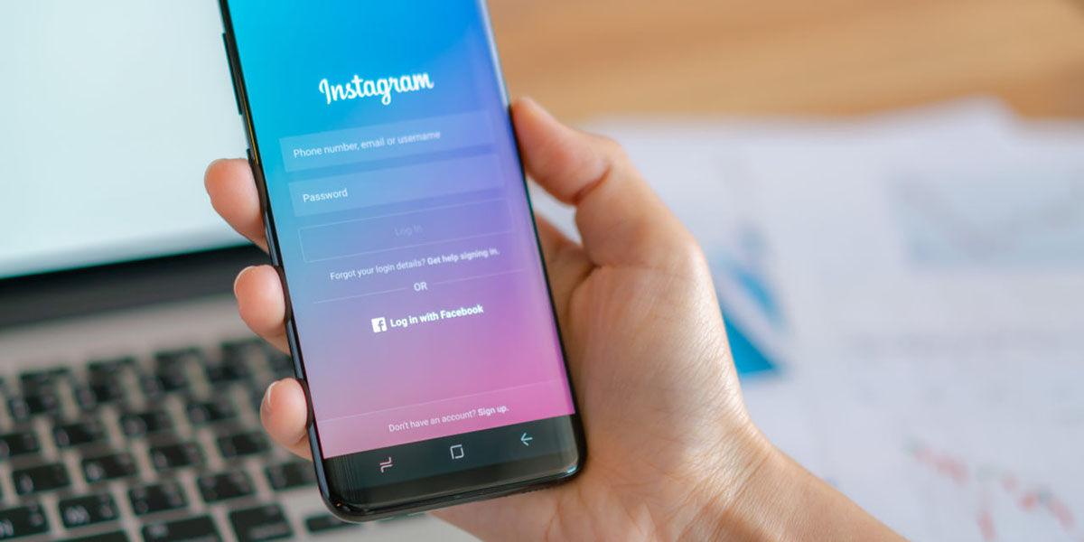 Como cambiar la contrasena de Instagram Android