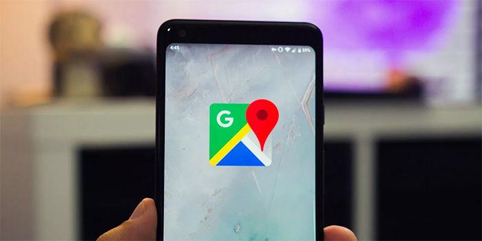 Como cambiar la voz gps google maps