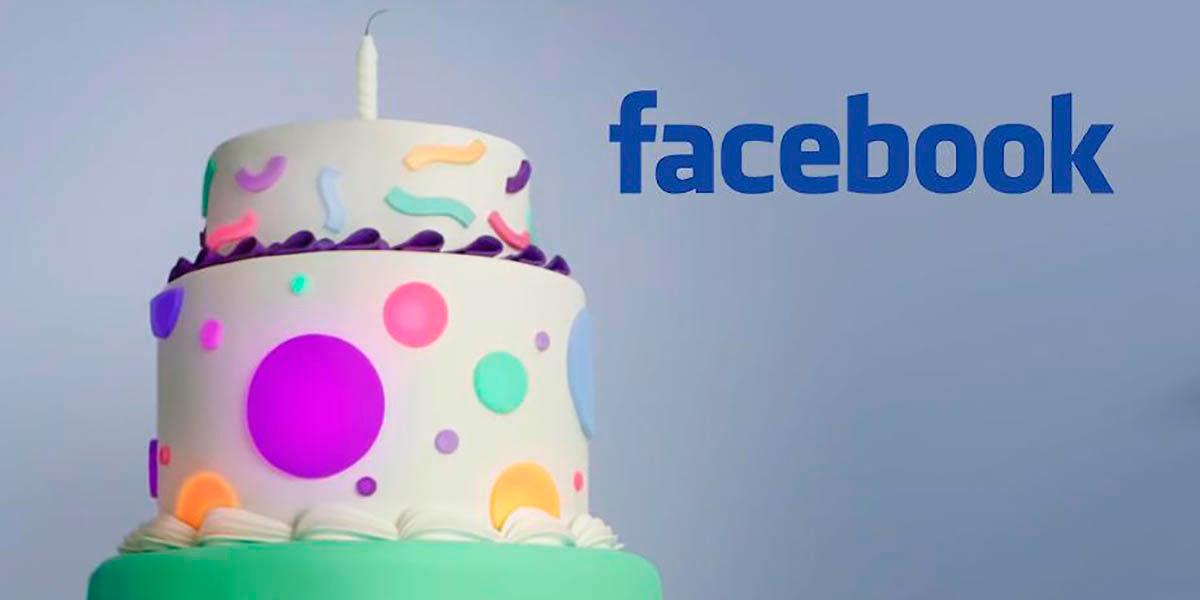 Como cambiar tu cumpleaños en Facebook