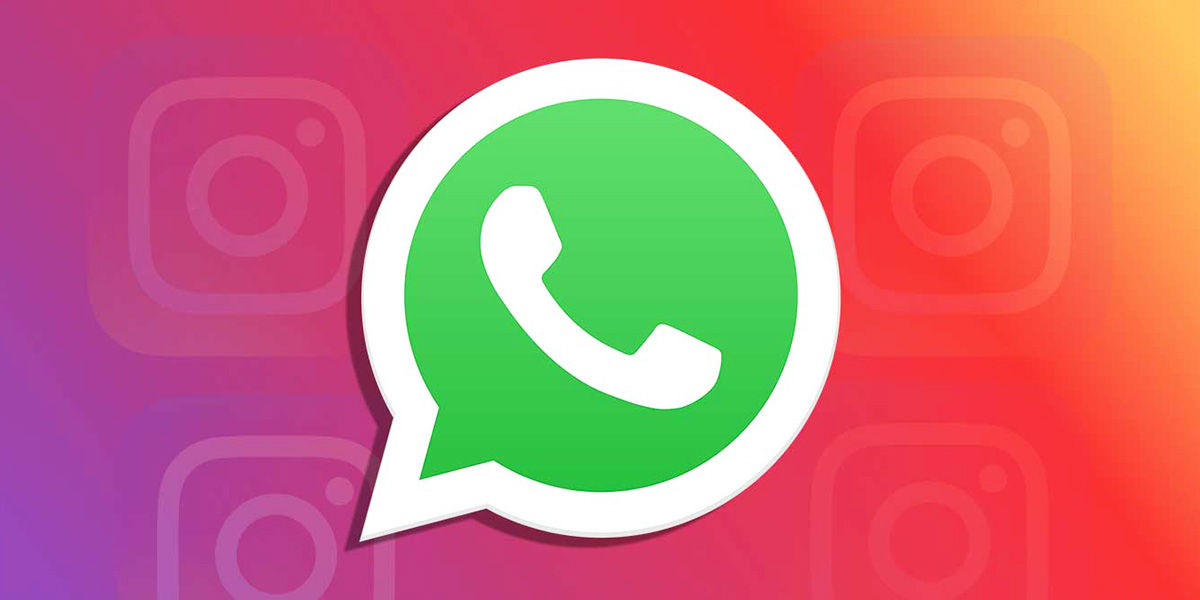Como compartir estados de WhatsApp en Instagram