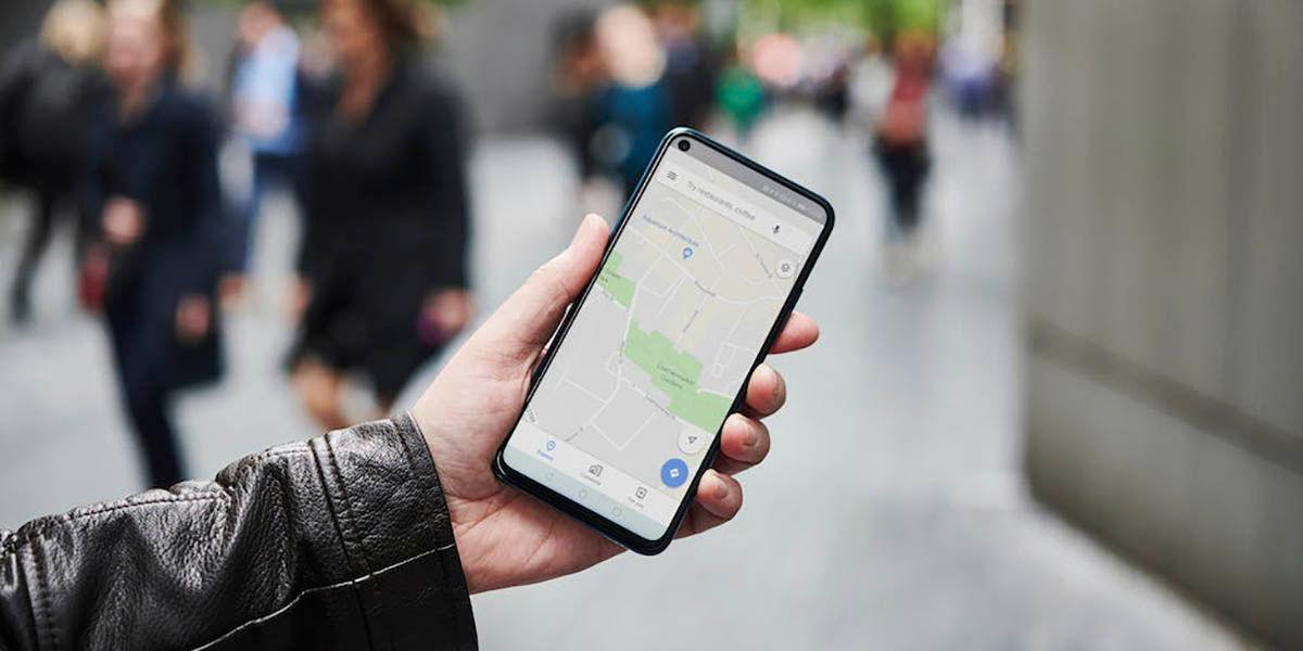 Como compartir ubicacion sin GPS