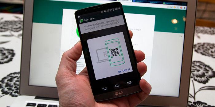 Como conectar o desconectar WhatsApp Web