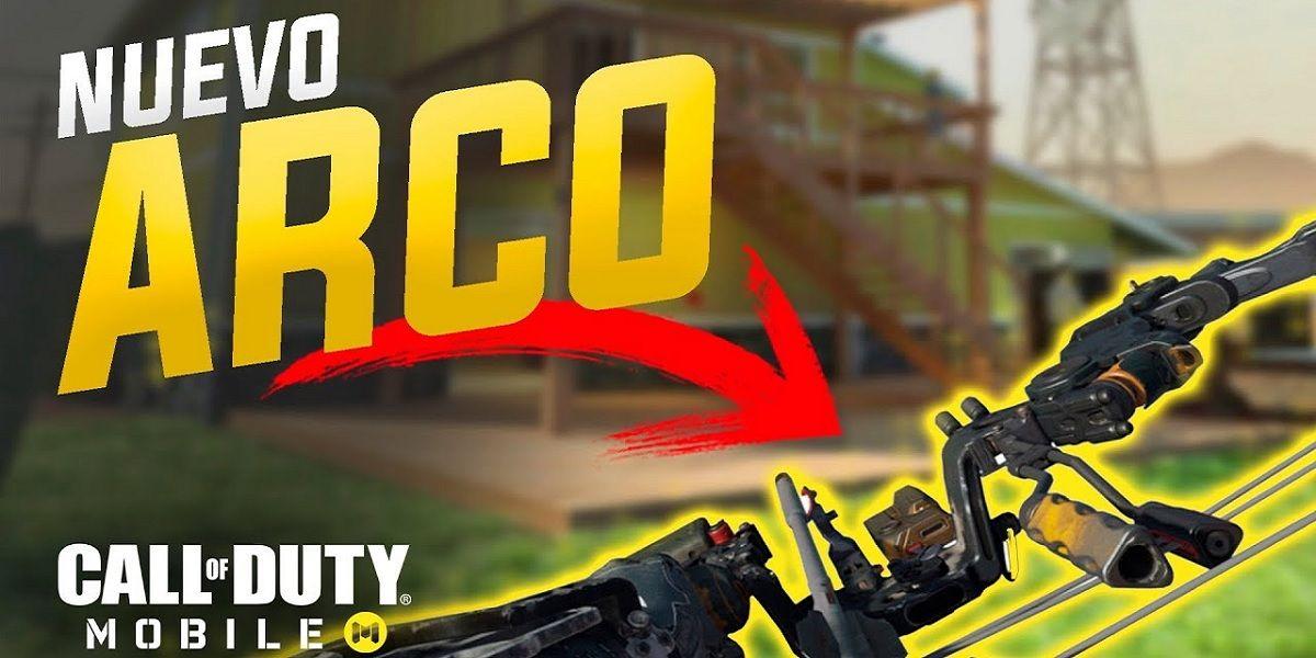 Como conseguir el arco con el evento del Halcon en Call of Duty Mobile