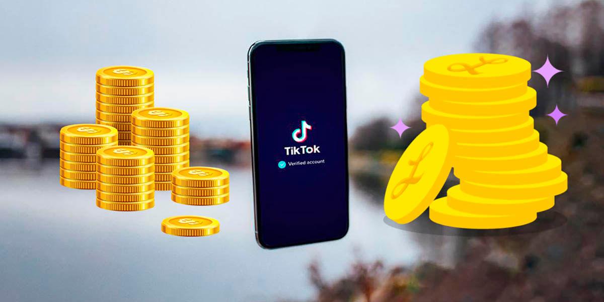 Como conseguir monedas en TikTok
