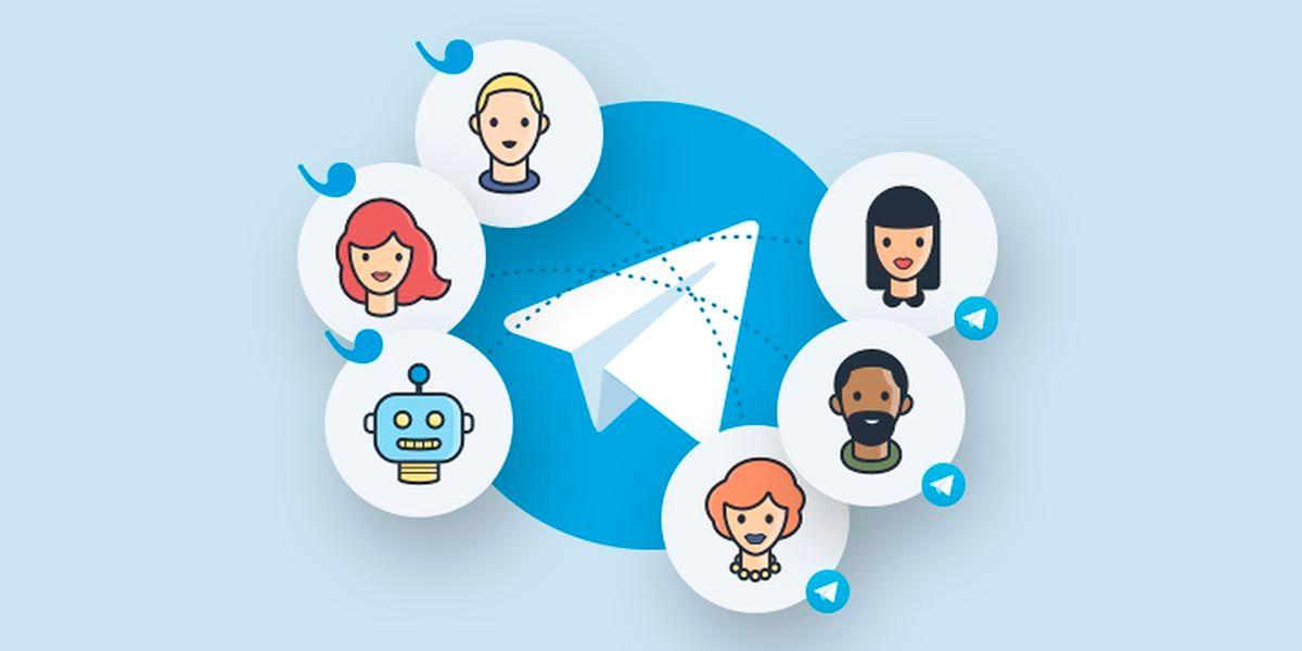Como contactar con Telegram