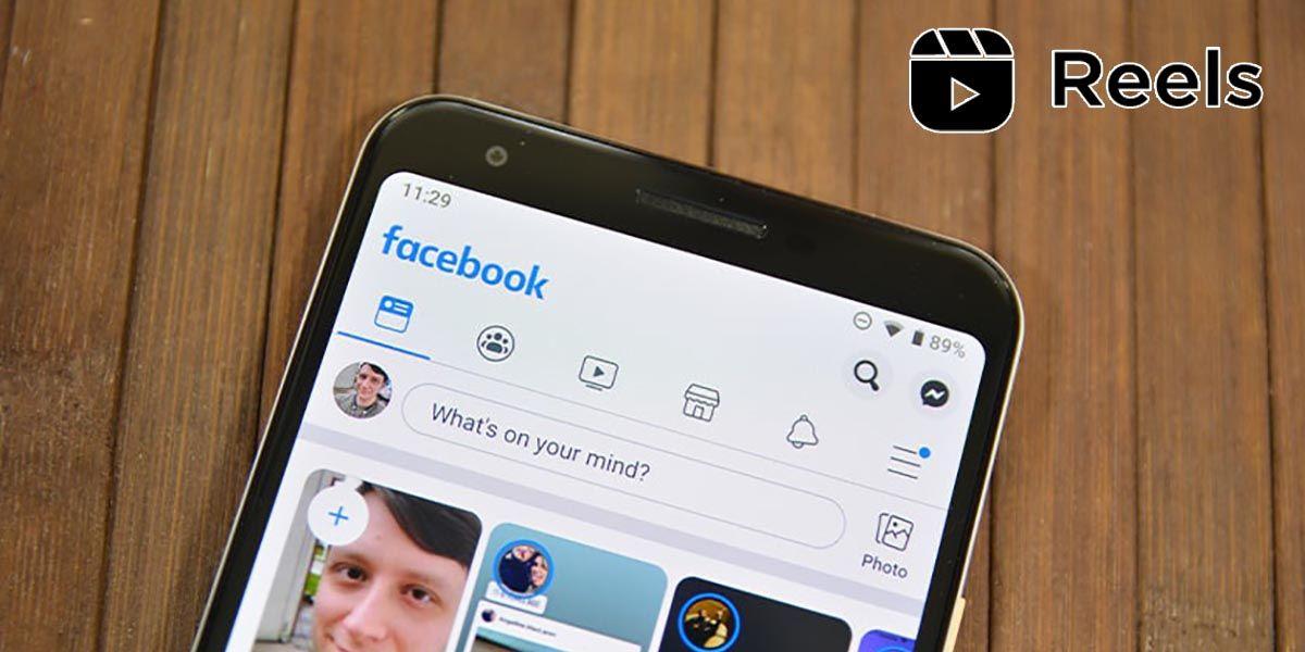 Como crear Facebook Reels