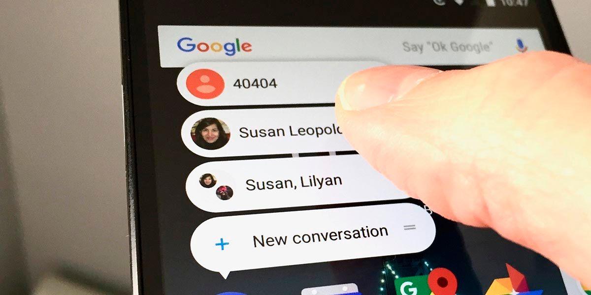 Como crear accesos directos en Android