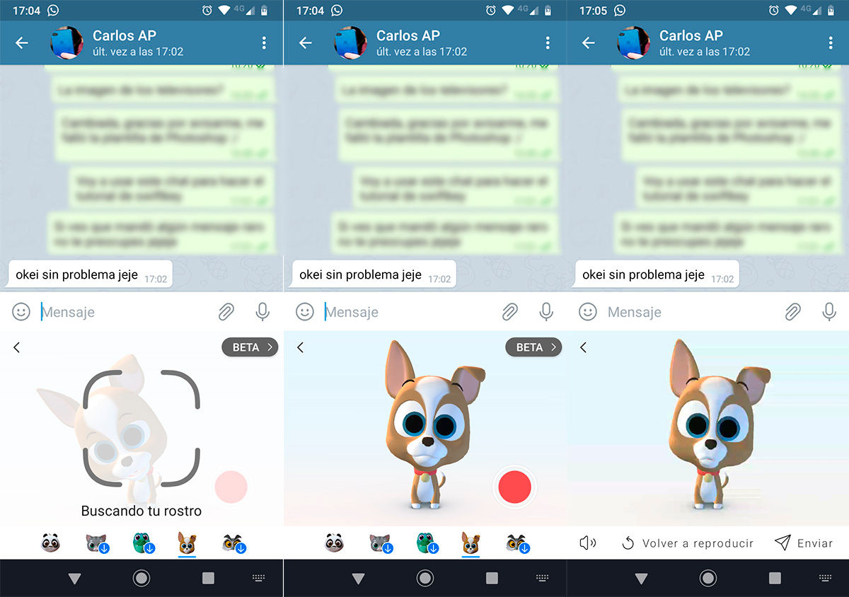 Como crear emojis 3d SwiftKey Paso 2