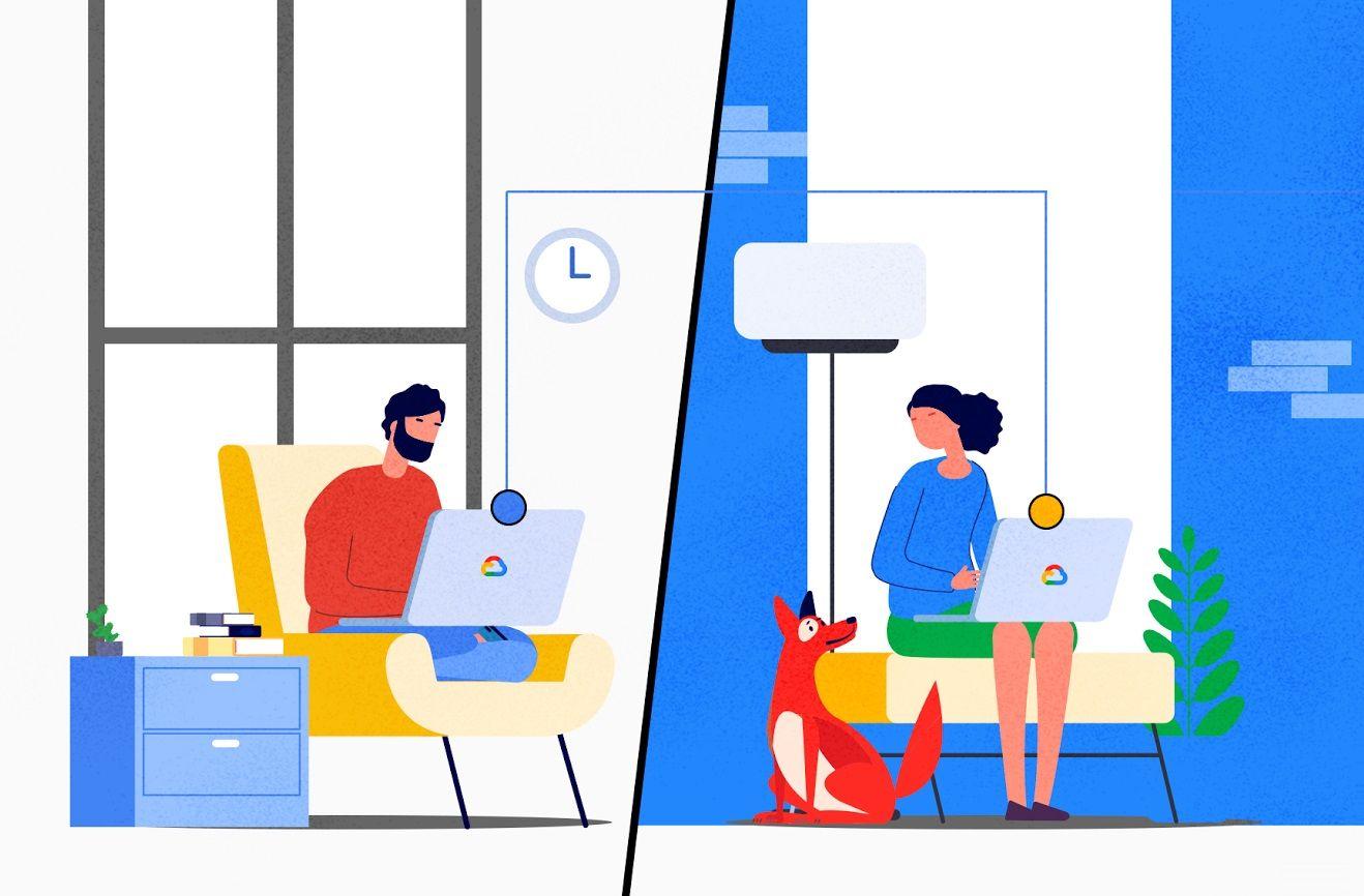 Cómo crear una retransmisión en directo de Google Meet