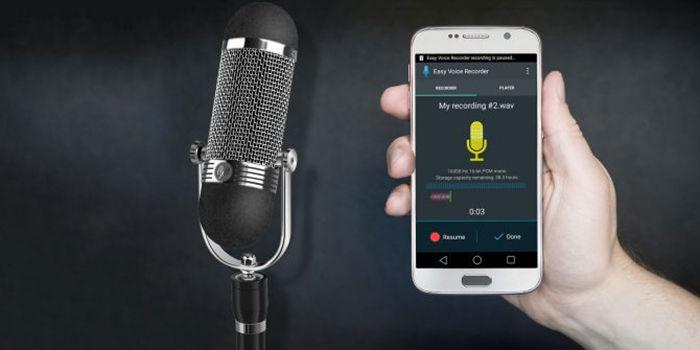 Como desactivar el microfono en Android