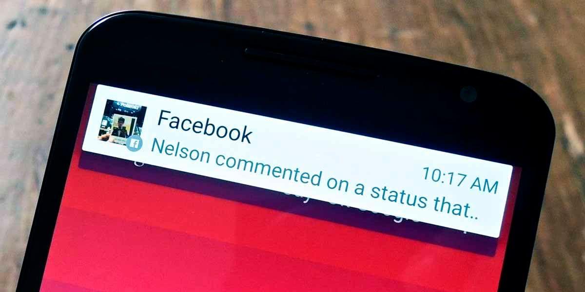 Cómo desactivar las notificaciones flotantes en Android