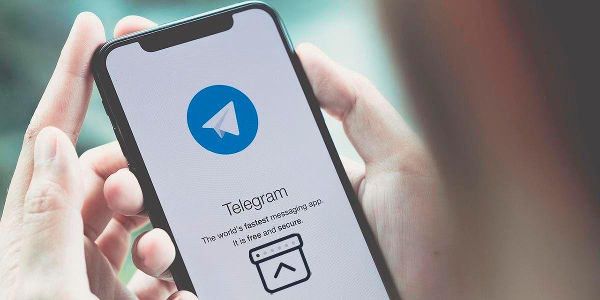 Como desarchivar un grupo o chat en Telegram