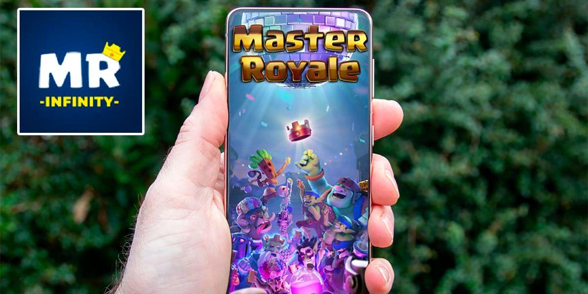 Como descargar APK Master Royale Infinity actualizado