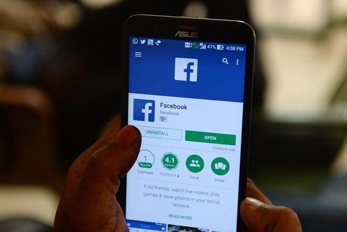 Como descargar Facebook para Android