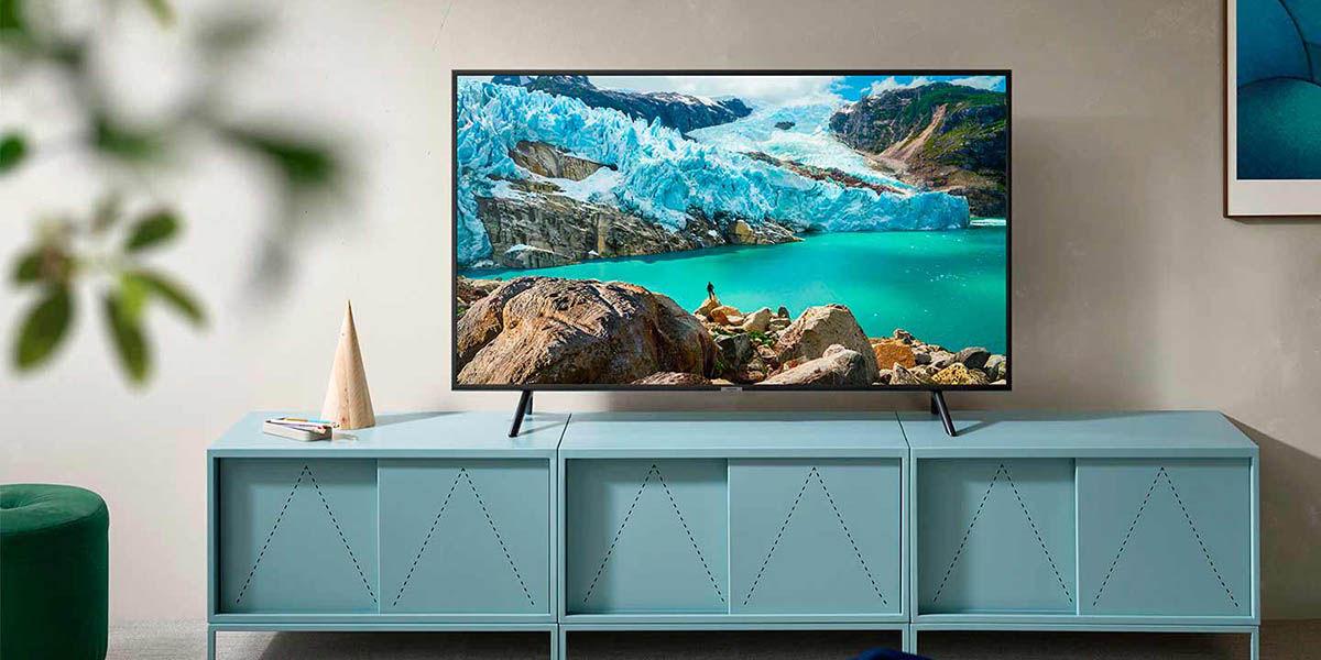Como descargar aplicaciones Smart TV Samsung