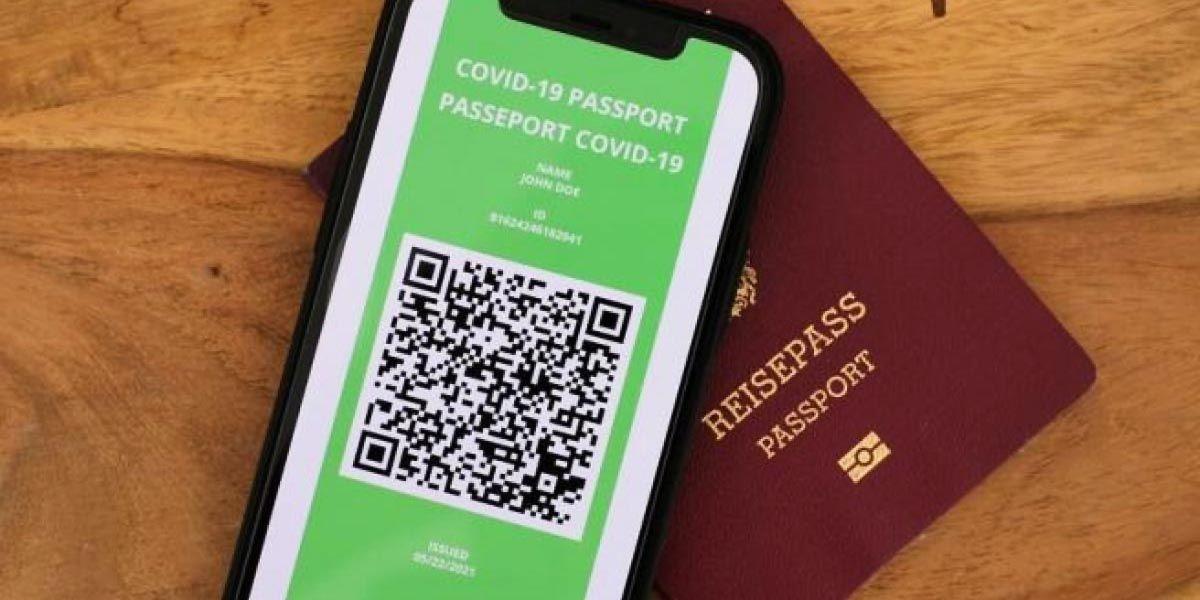 Cómo descargar tu pasaporte COVID como Passbook para llevarlo en el móvil