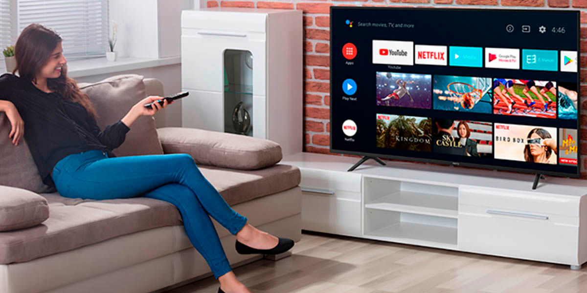 Como desinstalar apps o juegos en Android TV