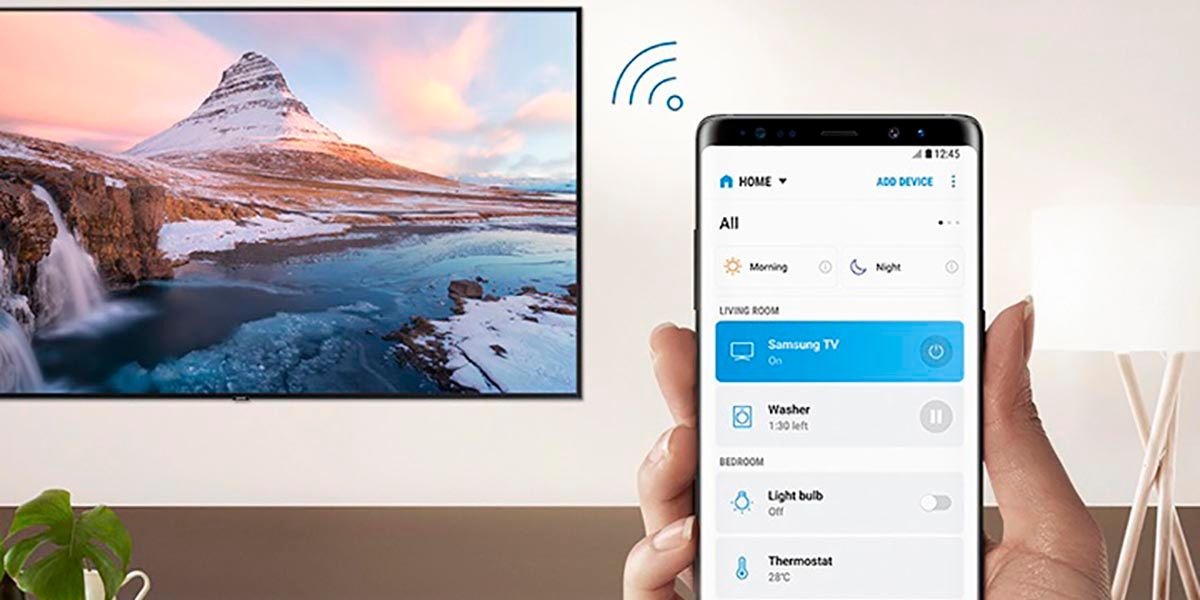 Como duplicar la pantalla de tu movil Samsung en un Smart TV